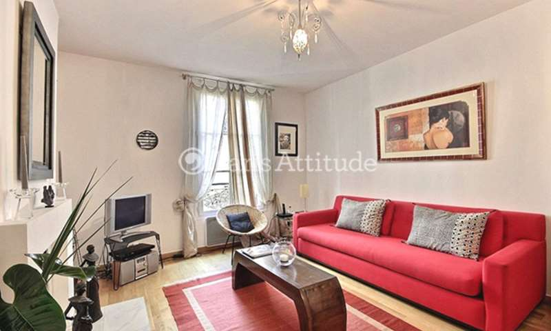 Rent Apartment 1 Bedroom 45m² rue de Chaillot, 16 Paris