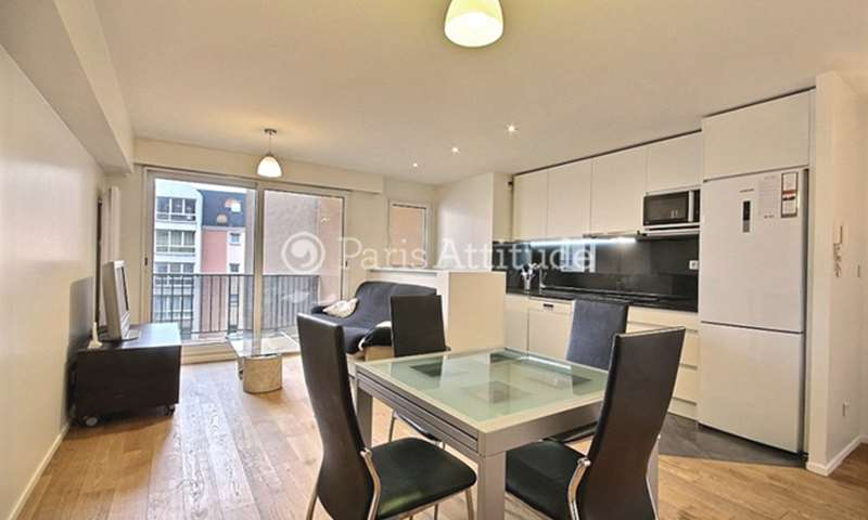 Rent Apartment 1 Bedroom 47m² avenue Henri Ginoux, 92120 Montrouge
