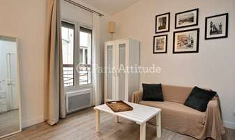 Aluguel Apartamento Quitinete 19m² rue de Rochechouart, 9 Paris