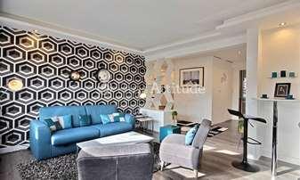 Rent Apartment 2 Bedrooms 71m² rue Lekain, 16 Paris