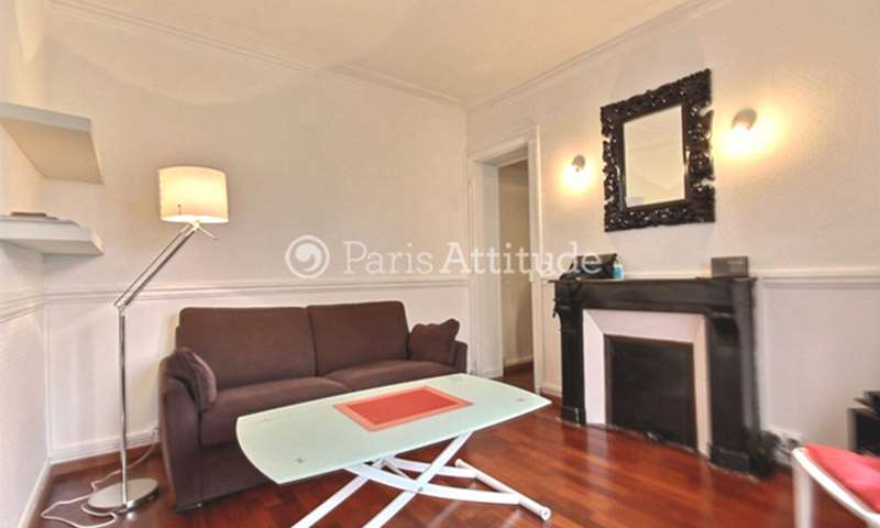 Rent Apartment 1 Bedroom 36m² avenue Simon Bolivar, 75019 Paris