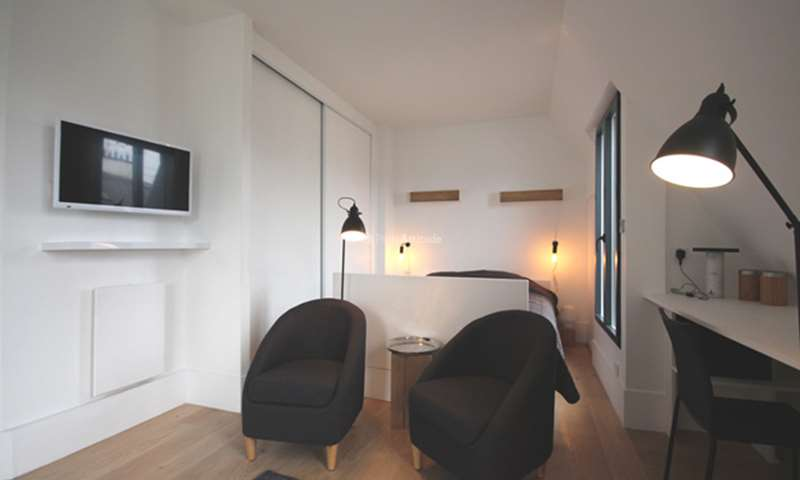Rent Apartment Studio 19m² rue du Pont Neuf, 75001 Paris