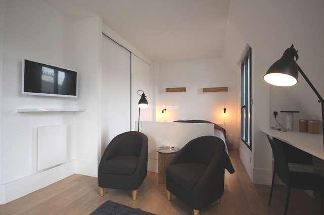 Rent furnished Apartment Studio 19m² rue du Pont Neuf, 75001 Paris
