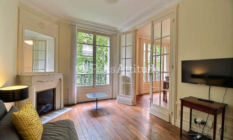Rent Apartment 1 Bedroom 58m² rue de Civry, 75016 Paris