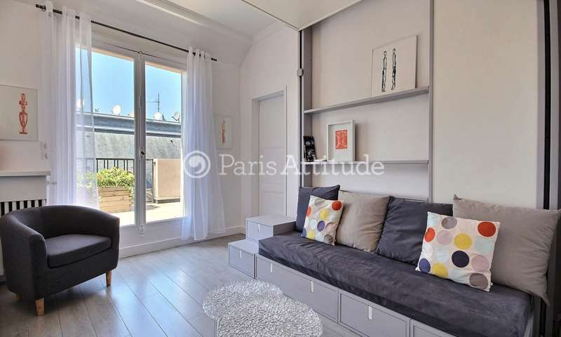 Rent Apartment 1 Bedroom 37m² boulevard de la Madeleine, 9 Paris