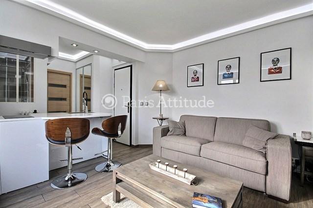 Rent Apartment Studio 24m² rue Chardon Lagache, 75016 Paris