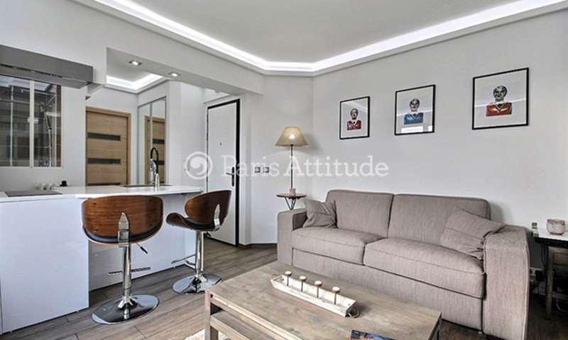 Location Appartement Studio 24m² rue Chardon Lagache, 75016 Paris