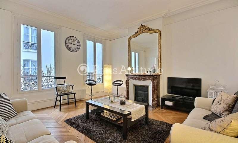 Rent Apartment 1 Bedroom 46m² avenue Victor Hugo, 16 Paris