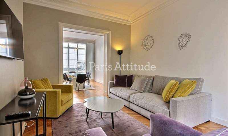 Rent Apartment 3 Bedroom 100m² avenue de Wagram, 75017 Paris