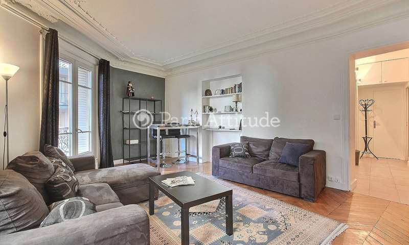 Rent Apartment 1 Bedroom 50m² rue Yvon Villarceau, 16 Paris