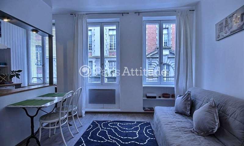 Location Appartement Studio 17m² rue de la Grange aux Belles, 10 Paris