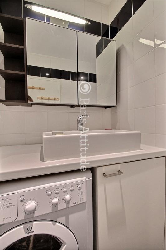 Rent Apartment in Paris 75018 - 35m² Abbesses - ref 12089