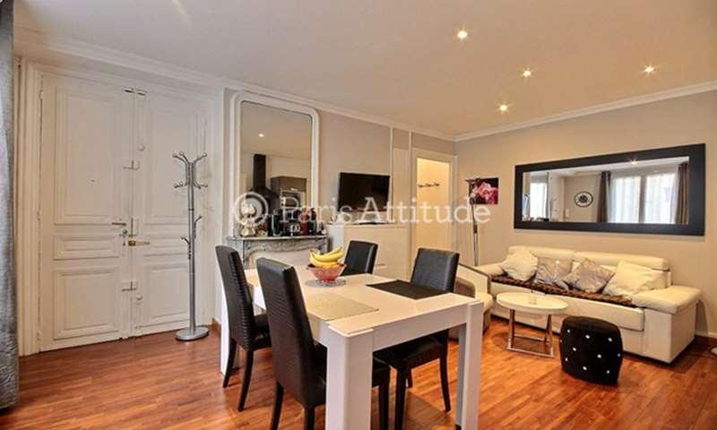 Rent Apartment 1 Bedroom 41m² rue de Chateaudun, 9 Paris
