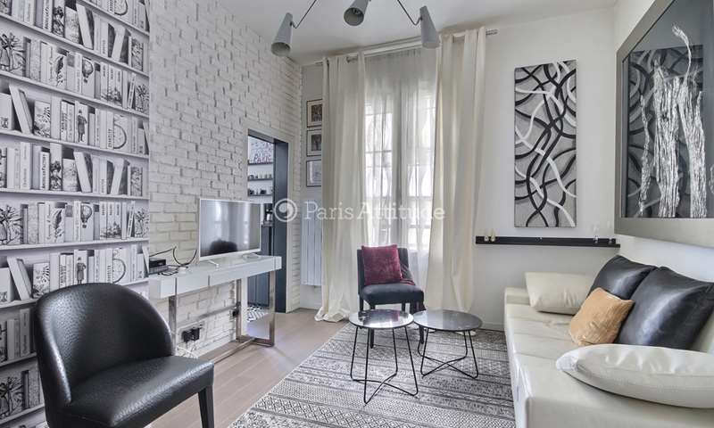 Rent Apartment 1 Bedroom 30m² rue des Recollets, 10 Paris