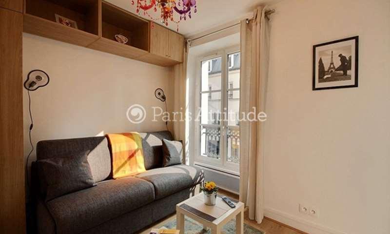 Rent Apartment Studio 18m² avenue du Maine, 14 Paris