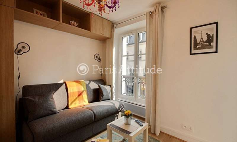 Location Appartement Studio 18m² avenue du Maine, 75014 Paris