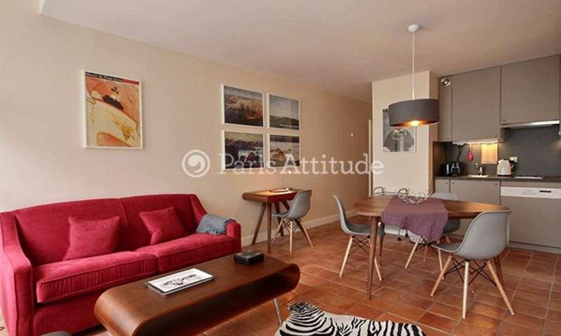 Rent Apartment 1 Bedroom 49m² rue Saint Honore, 75001 Paris
