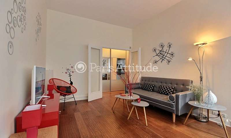Rent Apartment 1 Bedroom 56m² rue Rennequin, 17 Paris