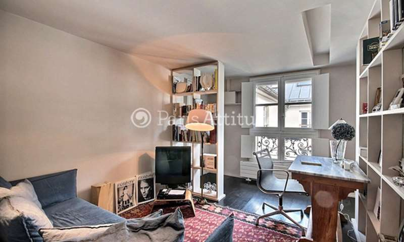 Rent Apartment Alcove Studio 33m² rue de Bourgogne, 75007 Paris