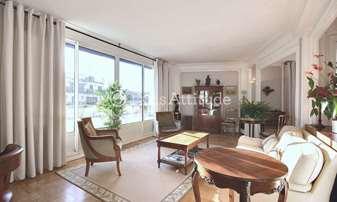 Rent Apartment 2 Bedrooms 120m² rue Spontini, 16 Paris