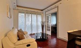 Aluguel Apartamento 1 quarto 60m² villa de la faisanderie, 16 Paris
