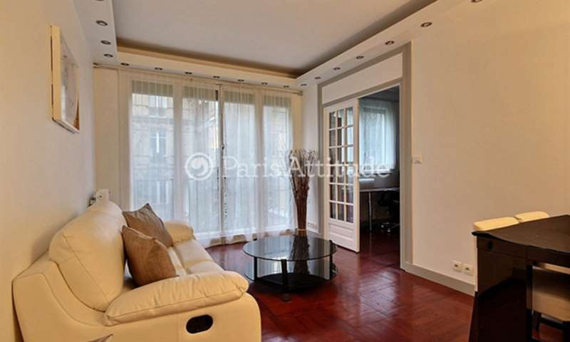 Rent Apartment 1 Bedroom 60m² villa de la faisanderie, 75116 Paris