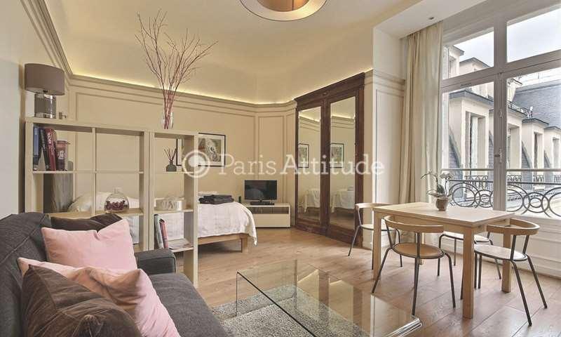 Aluguel Apartamento Quitinete 40m² avenue des Champs elysees, 75008 Paris