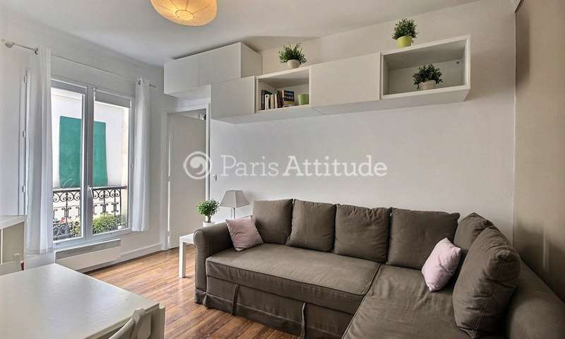 Location Appartement 1 Chambre 31m² rue Saint Ambroise, 11 Paris