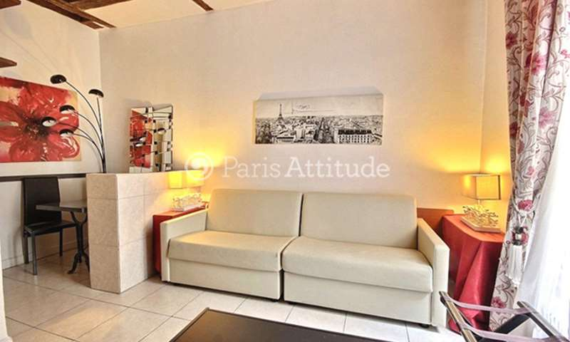 Rent Apartment 1 Bedroom 40m² rue de Verneuil, 7 Paris