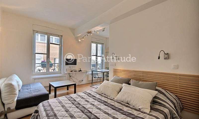 Rent Apartment Studio 29m² rue du Volga, 20 Paris