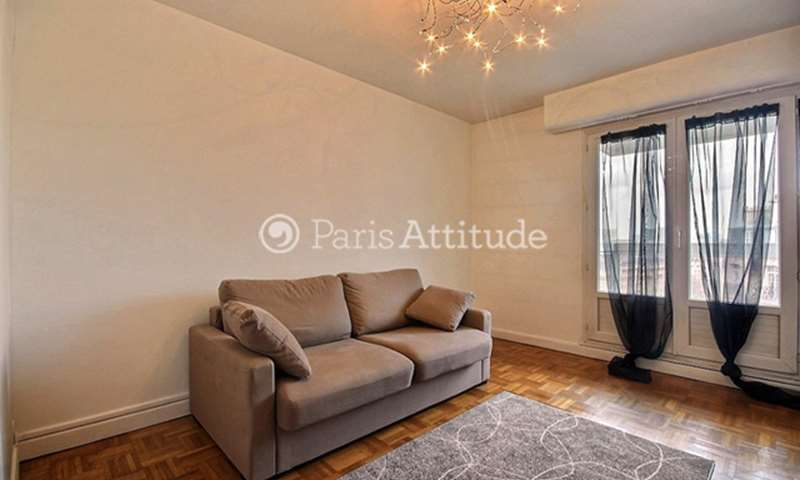 Rent Apartment Studio 31m² rue de Vaugirard, 15 Paris