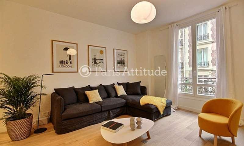 Location Appartement 2 Chambres 63m² boulevard du Montparnasse, 75006 Paris