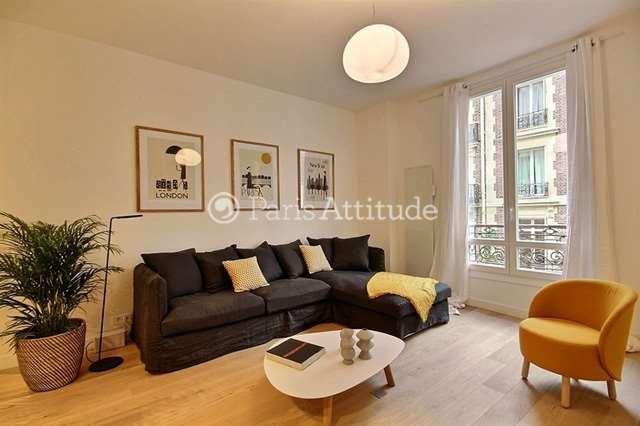 Louer Appartement meublé 2 Chambres 63m² boulevard du Montparnasse, 75006 Paris