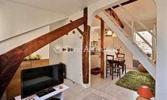 Rent Apartment 1 Bedroom 42m² rue de la Croix Nivert, 15 Paris