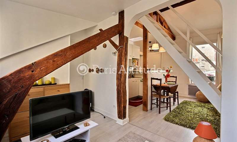 Rent Apartment 1 Bedroom 42m² rue de la Croix Nivert, 15 Paris