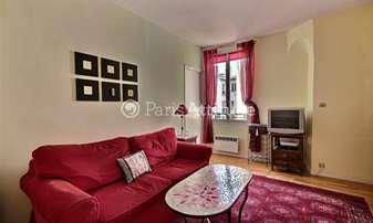 Rent Apartment 1 Bedroom 35m² rue Jouvenet, 16 Paris