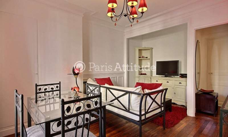 Rent Apartment 1 Bedroom 42m² Avenue Philippe Auguste, 75011 Paris