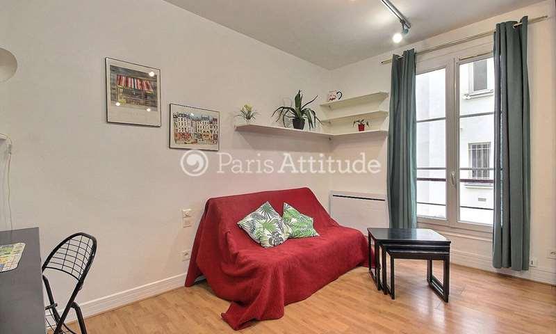 Rent Apartment 1 Bedroom 28m² rue Augereau, 7 Paris