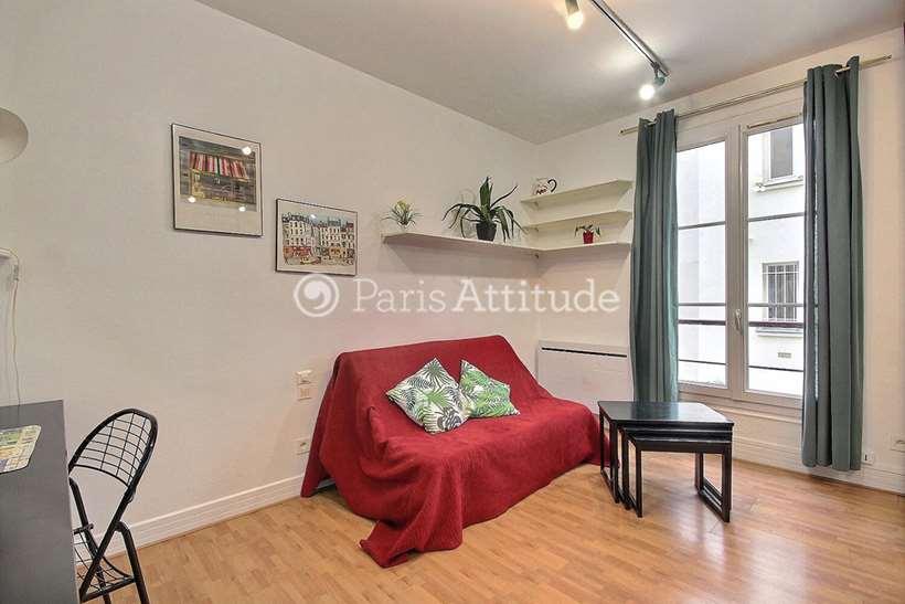 Rent furnished Apartment 1 Bedroom 28m² rue Augereau, 75007 Paris