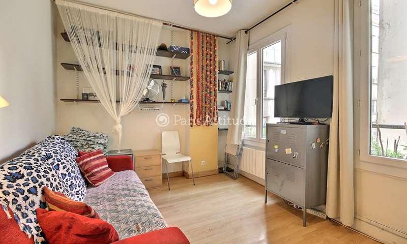 Location Appartement Studio 20m² rue charles francois Dupuis, 3 Paris