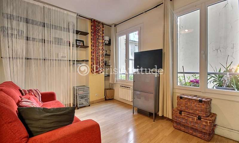 Rent Apartment Studio 20m² rue charles francois Dupuis, 75003 Paris