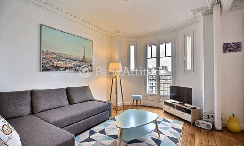 Aluguel Apartamento 1 quarto 50m² rue du Moulin Vert, 75014 Paris