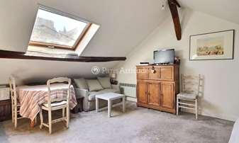 Rent Apartment Studio 19m² rue Borromee, 15 Paris