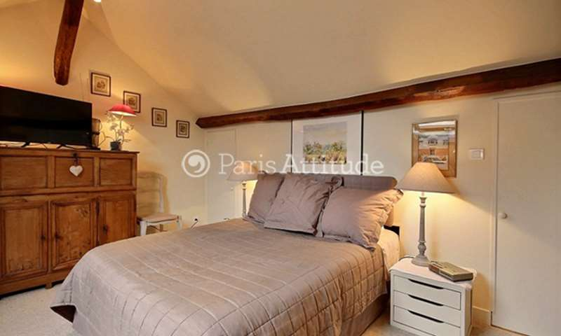 Location Appartement Studio 19m² rue Borromee, 15 Paris