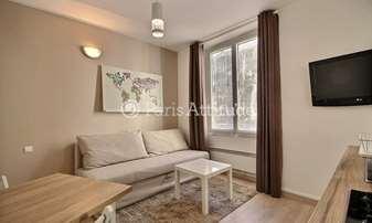 Rent Apartment Alcove Studio 21m² rue de Crussol, 11 Paris