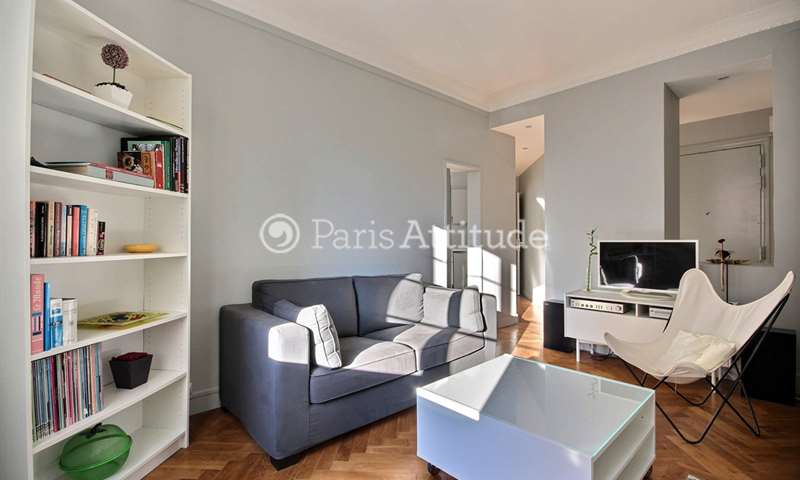 Rent Apartment 1 Bedroom 43m² rue des Favorites, 15 Paris