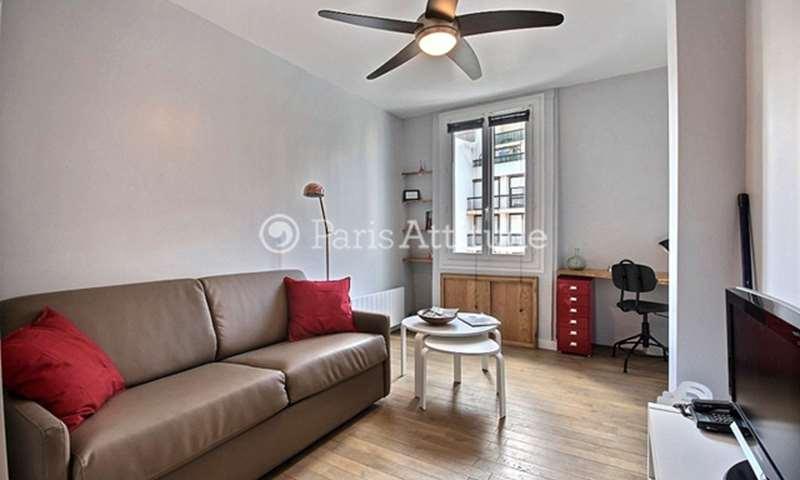Aluguel Apartamento Quitinete 21m² rue de Wattignies, 12 Paris