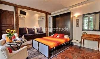 Rent Apartment Studio 22m² rue Maître Albert, 5 Paris