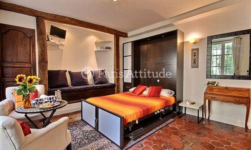 Aluguel Apartamento Quitinete 22m² rue Maître Albert, 75005 Paris