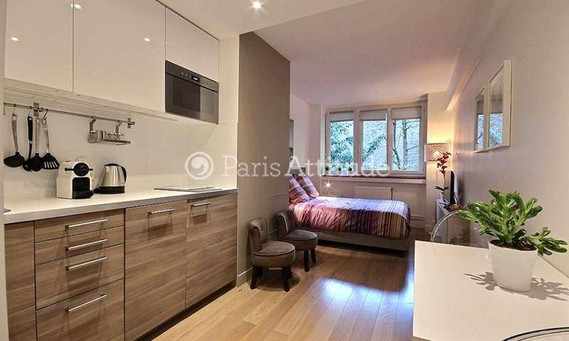 Rent Apartment Studio 20m² rue du Cherche Midi, 6 Paris